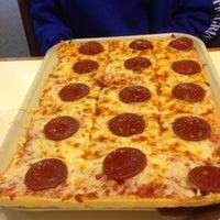 Photo taken at Ledo Pizza by Jeffrey B. on 5/10/2014