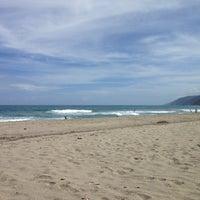 Photo taken at Playa Pelúa by Juan Pablo G. on 12/15/2012