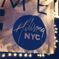 Photo taken at Hillsong NYC by Carlos G. on 6/16/2013