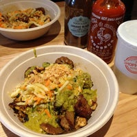 Photo taken at ShopHouse Kitchen by CaraMari on 12/20/2012