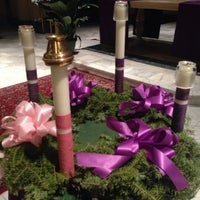 Photo taken at Assumption of the Blessed Virgin Mary by Scott B. on 12/21/2013