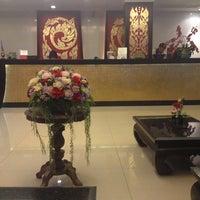 Photo taken at Royal Thai Pavilion Jomtien Boutique Resort by Parisa L. on 2/2/2013