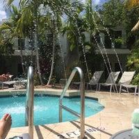 Photo taken at Santa Maria Suites by Karen B. on 9/10/2014