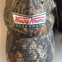 Photo taken at Krispy Kreme Doughnuts by Betsy T. on 3/26/2013
