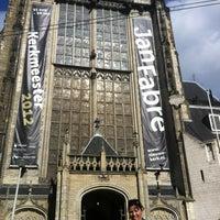 Photo taken at De Nieuwe Kerk by Lidia M. on 9/28/2012