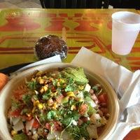 Photo taken at Freebirds World Burrito by Jon K. on 5/22/2013