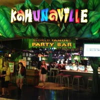 Photo taken at Kahunaville by Phoebe F. on 3/29/2013