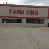 Photo taken at Farm King by Richard W. on 10/25/2012