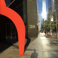 Photo taken at IBM Midtown by Tom N. on 10/13/2016