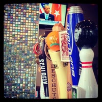Photo taken at The Over/Under Bar & Grill by Felix J. on 5/16/2013