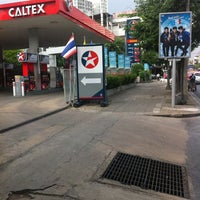 Photo taken at Caltex by Ruty S. on 11/6/2012