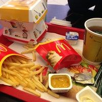 Photo taken at McDonald's by Juris L. on 1/13/2013