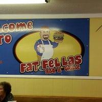 Photo taken at Fat Fellas by Edward S. on 2/15/2016