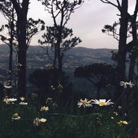 Photo taken at Mount Sanine by Mariam A. on 3/28/2015