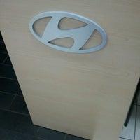 Photo taken at Key Hyundai by Reece on 12/17/2012