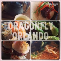 Photo taken at Dragonfly Robata Grill & Sushi by Karolyn A. on 3/11/2013