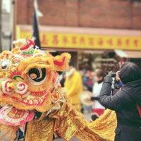 Photo taken at Chinatown by Marina P. on 2/19/2013
