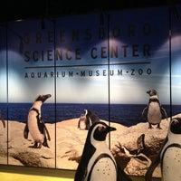 Photo taken at Greensboro Science Center by Jennifer B. on 10/18/2013