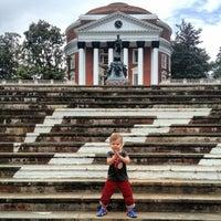 Photo taken at University of Virginia by Jennifer S. on 5/27/2013