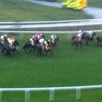 Photo taken at Haydock Park Racecourse by Elizabeth-Anne P. on 11/24/2012