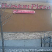 Photo taken at Boston Pizza by Fred S. on 11/29/2012