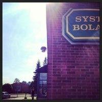 Photo taken at Systembolaget by Salla N. on 8/3/2013