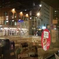 Photo taken at The Pita Pit by Ken E. on 12/3/2014