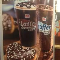Photo taken at Dunkin' Donuts by Kayla B. on 2/20/2013