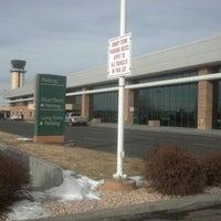 Photo taken at Billings Logan International Airport (BIL) by Dana R. on 1/24/2013