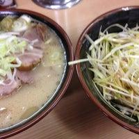 Photo taken at ラーメン 恵比寿家 by MASA O. on 4/19/2013