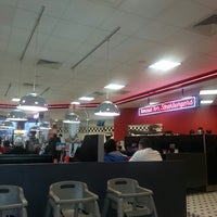 Photo taken at Steak 'n Shake by Breezy C. on 3/24/2013