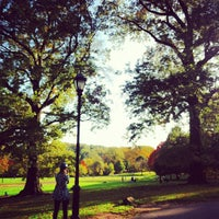 Photo taken at Prospect Park by Van S. on 10/20/2012