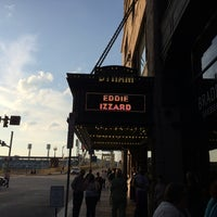 Photo taken at Byham Theater by Taylor T. on 6/1/2014