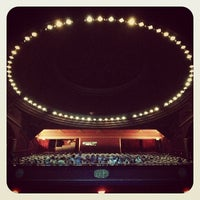 Photo taken at Teatro Astral by Fabian L. on 12/20/2012