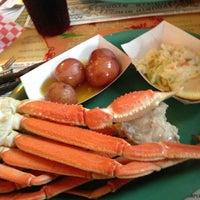 Photo taken at Fourth Street Shrimp Store by Deborah D. on 7/9/2013