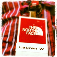 Photo taken at The North Face Outlet by Lauren W. on 11/2/2012