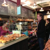 Photo taken at Tompkins Square Bagels by Becky C. on 10/14/2012