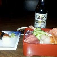Photo taken at Edo Japanese Restaurant by David H. on 1/7/2013