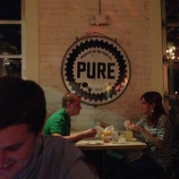 Photo taken at Pure Taqueria by Joe P. on 10/14/2012