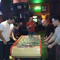 Photo taken at Break Bar & Billiards by Cheryl M. on 3/9/2013