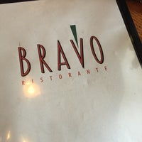 Photo taken at Bravo Ristorante by Alex F. on 2/27/2015