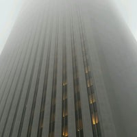 Photo taken at Aon Center by James B. on 1/20/2017