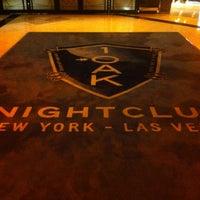 Photo taken at 1 OAK Nightclub by Watering H. on 4/14/2013