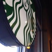 Photo taken at Starbucks by eZra b. on 1/6/2013