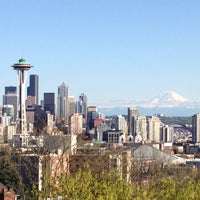 Photo taken at Kerry Park by Joe S. on 4/23/2013