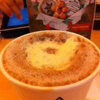 Photo taken at Krispy Kreme by Riah R. on 12/10/2012