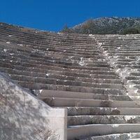 Antiphellos Ancient Theatre