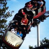 Photo taken at Adventureland Amusement Park by Paul I. on 9/4/2013