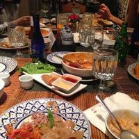 Photo taken at Komol Restaurant by Brande W. on 5/6/2013
