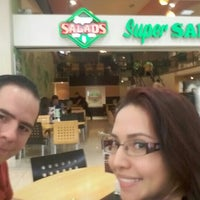 Photo taken at Super Salads by German E. on 4/3/2016
